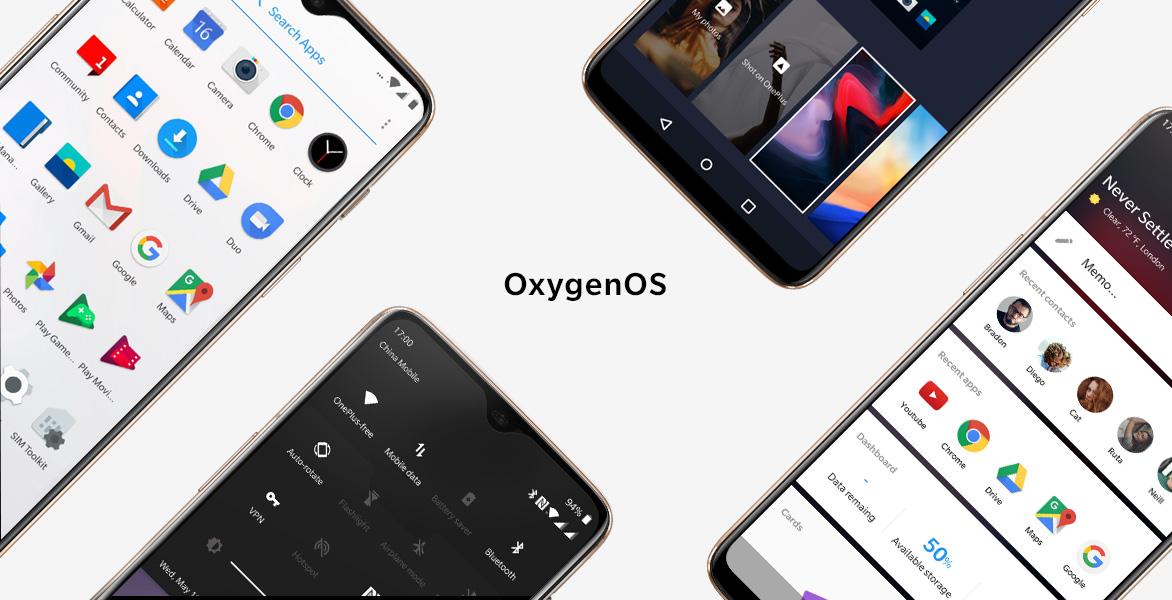 Co nowego w OxygenOS?